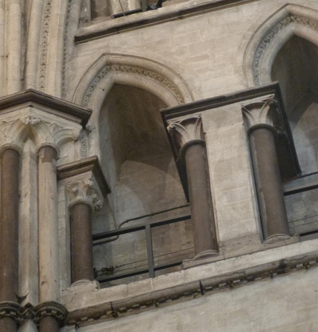W latach 80. XII wieku nie sądzili, że katedra będzie stała do dzisiaj.