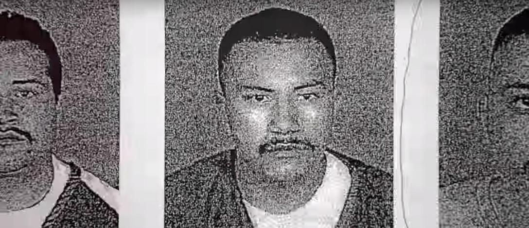 Zdjęcia podejrzanych, których wygląda odpowiadał portretowi pamięciowemu.