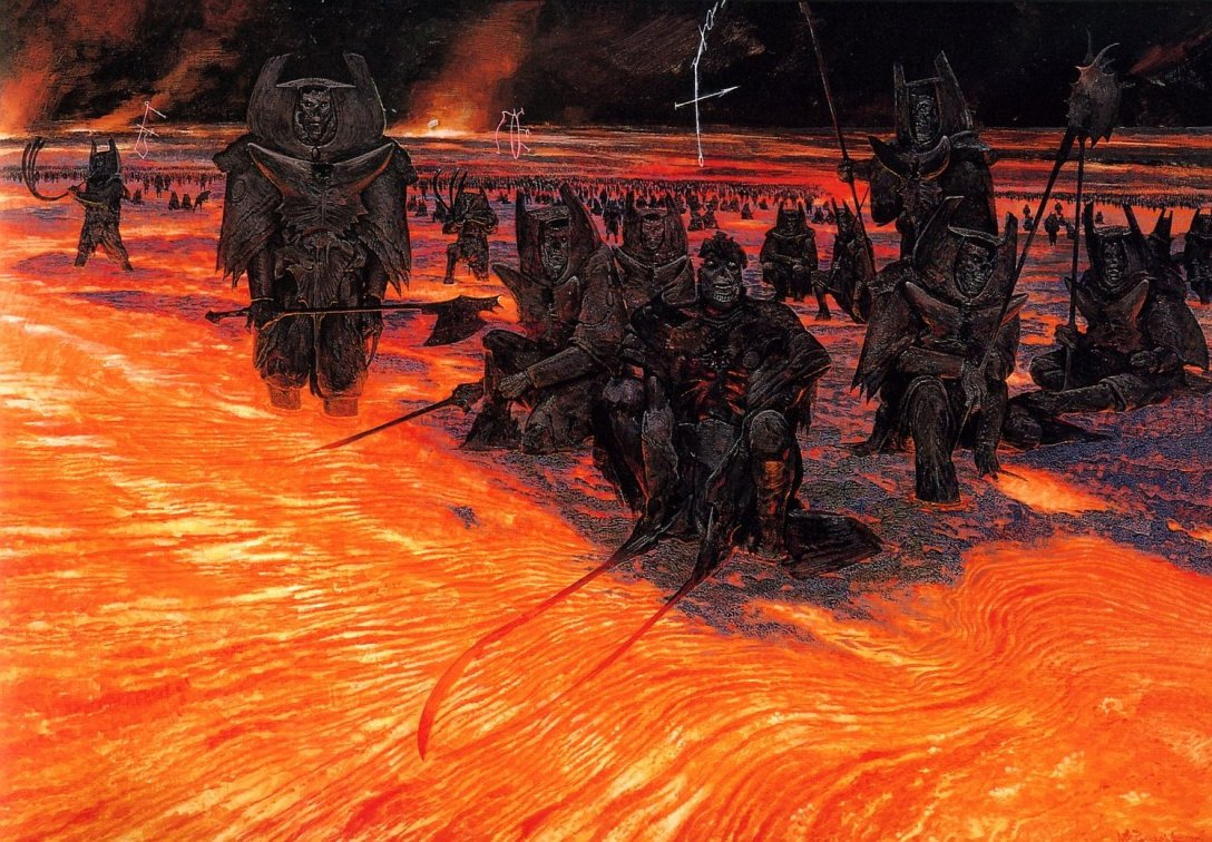 The Legions of Hell