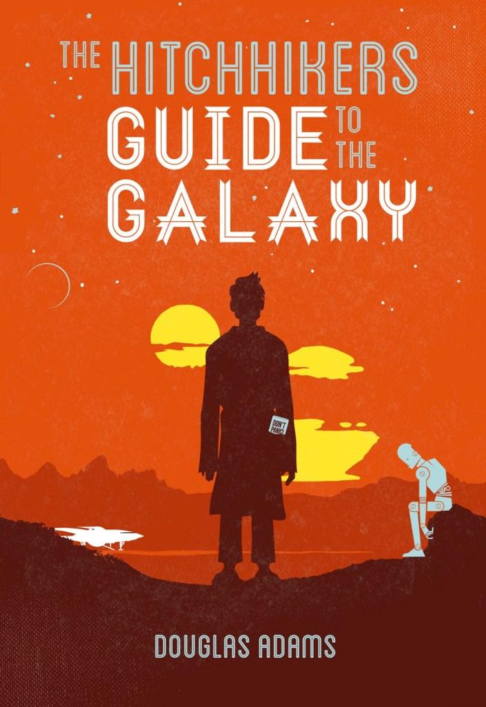Autostopem przez Galaktykę z ładnie wkomponowanymi postaciami i akcesoriami