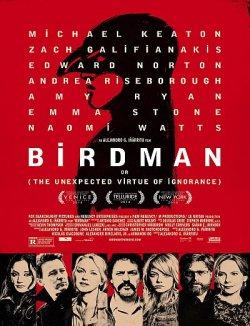 Birdman czyli nieoczekiwane pożytki z niewiedzy