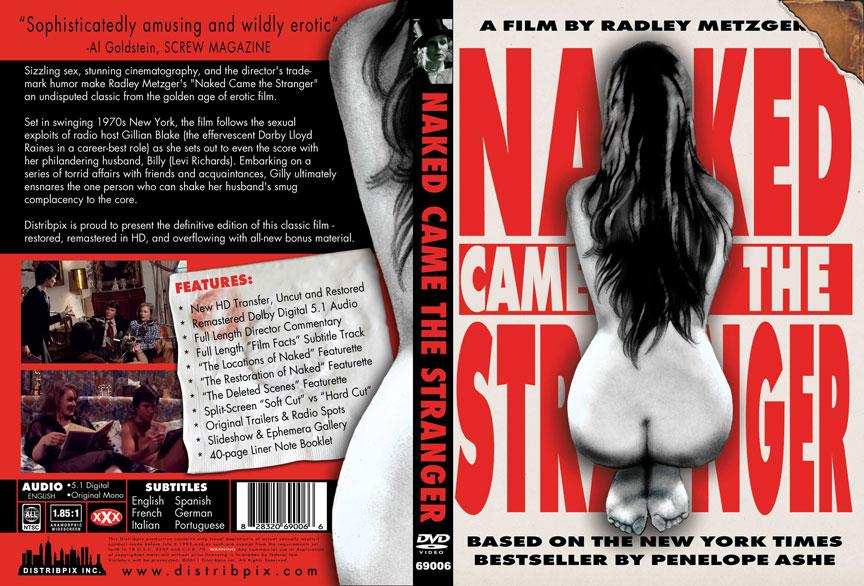Naked Came the Stranger w wersji filmowej