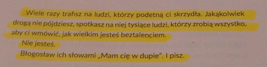 Tomasz Tomczyk, Bloger