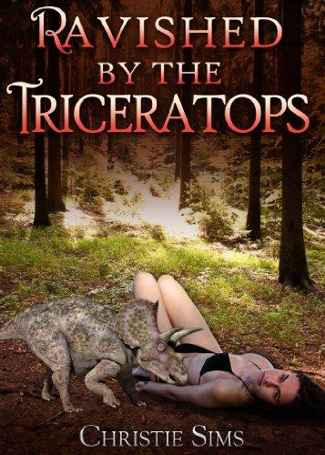 Zgwałcona przez triceratopsa