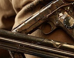 Instrumenty muzyczne z broni palnej