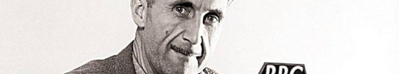 George Orwell w radiu BBC