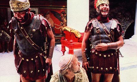 Rzymianie i tak się śmiali