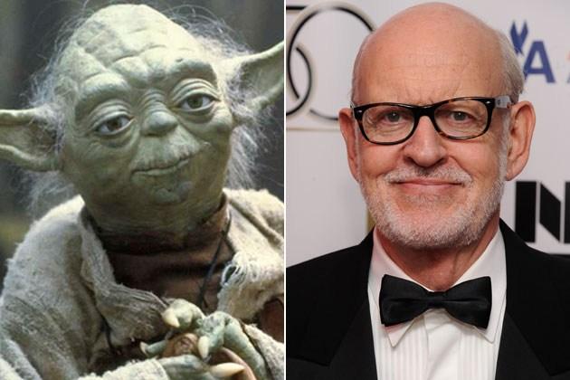Yoda (głos) - Frank Oz