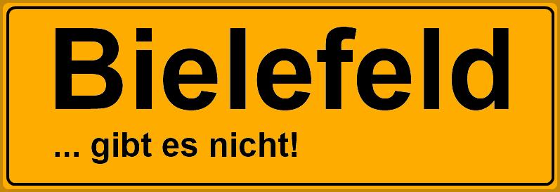 Bielefeld nie istnieje!
