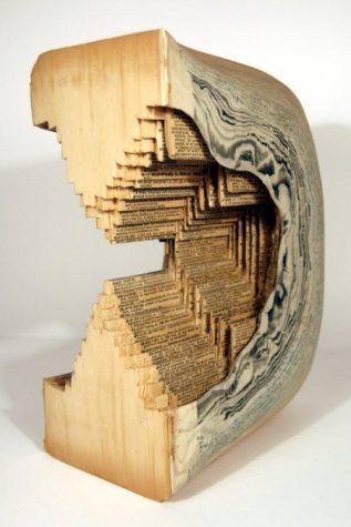 book art artwork sculptures 30