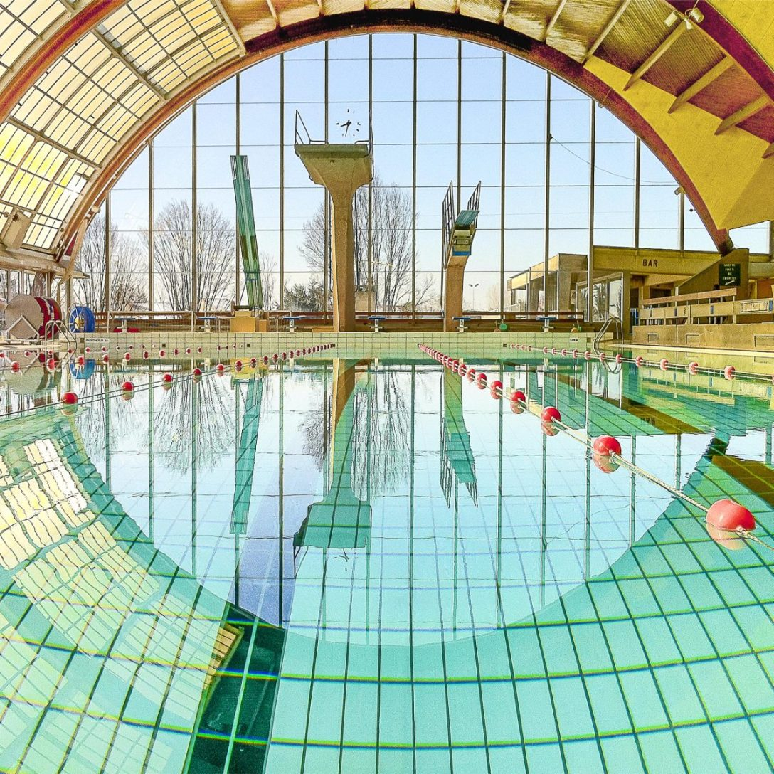 Piscine Galin, Bordeaux, France (fot. PTRCMR)