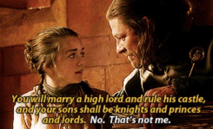 Ned Stark wiecznie żywy.