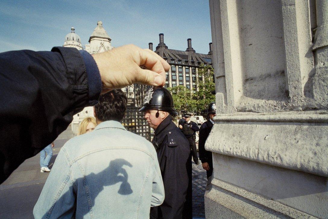 Temperówka w Londynie
