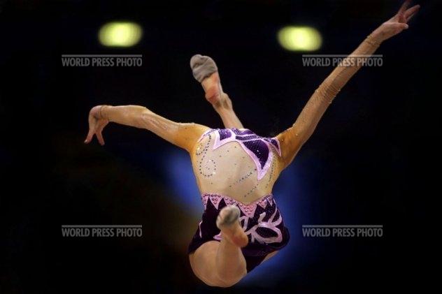 W 2004 roku to zdjęcie Duńczyka Larsa Moellera zdobyło World Press Photo w kategorii sport