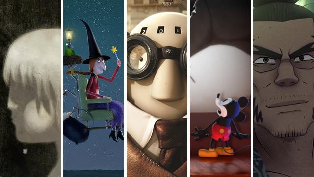 Najlepsze animacje krótkometrażowe