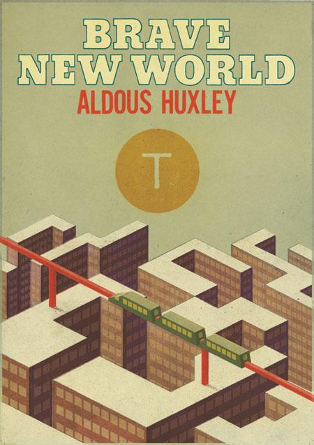 Nowy Wspaniały i grubo ciosany niczym budynki socrealizmu Świat
