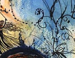 Salvador Dali ilustruje Alicję w Krainie Czarów