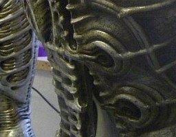 """Kulisy tworzenia kostiumu inżyniera """"Prometeusza"""""""