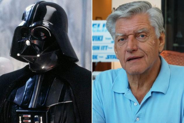 Darth Vader (kostium) - David Prowse