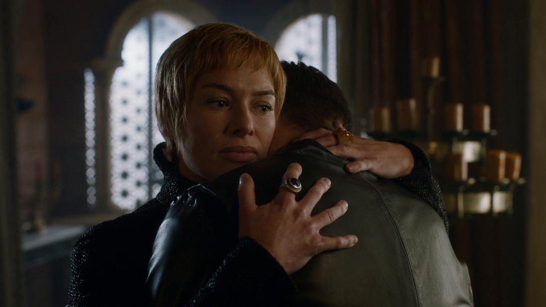 """""""Kocham cię, braciszku""""."""