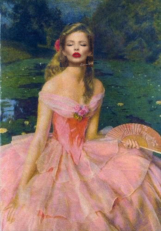 Kiss Me Once, Kylie Minogue + Brzydkie Kaczątko, Frank Cadogan Cowper