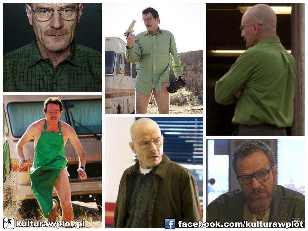 Walter White na zielono
