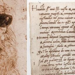 Leonardo da Vinci też musiał szukać pracy. I sam pisał CV