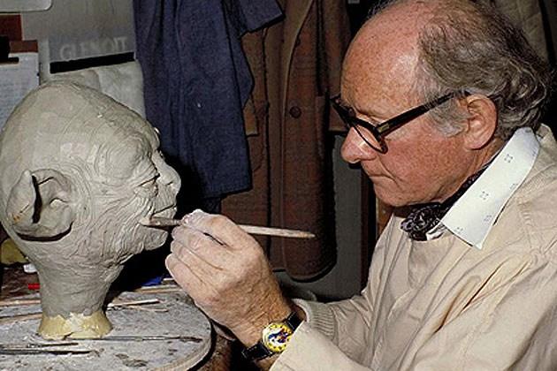 Yoda (kukiełka) - Stewart Freeborn