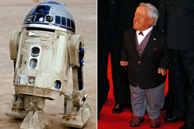 R2-D2 - Kenny Baker