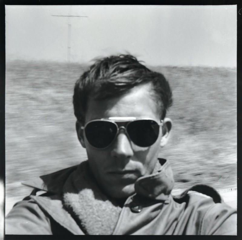 Hunter S. Thompson, około 1960