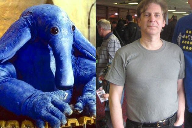 Max Rebo - Simon J. Williamson