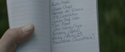 Hiszpania: Rafa Nadal, Chupa Chups, Heroes del Silencio (hiszpańska grupa rockowa), konstytucja Hiszpanii z 1978 r., Camilio Jose Cela (laureat literackiej Nagrody Nobla 1989 r.)