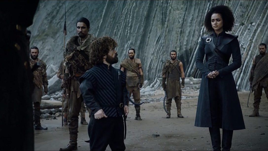 Dothrakowie w końcu się pokazali. Ale niewiele pokazali.