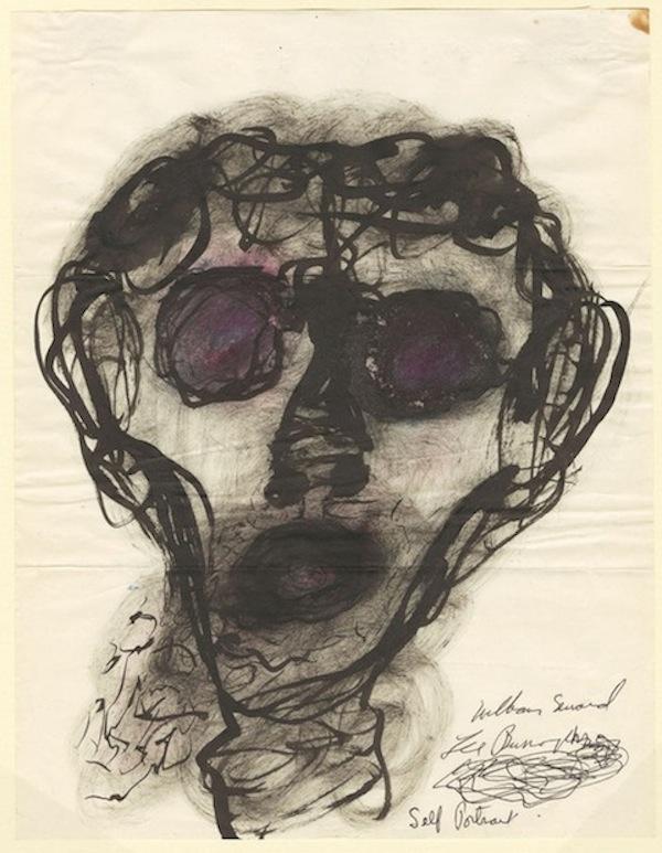 William S. Burroughs, 1959