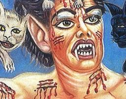17 horrorów (i nie tylko) na afrykańskich plakatach