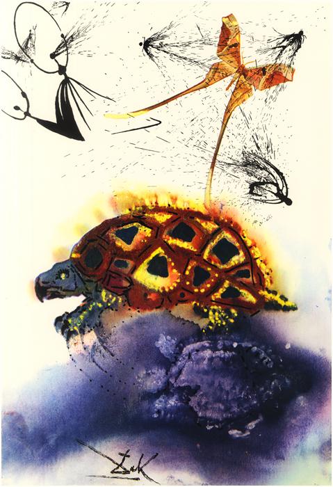10. Opowiadanie Żółwiciela