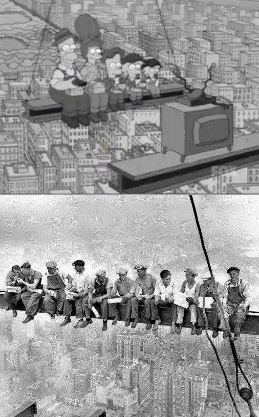 Budowa Empire State Building