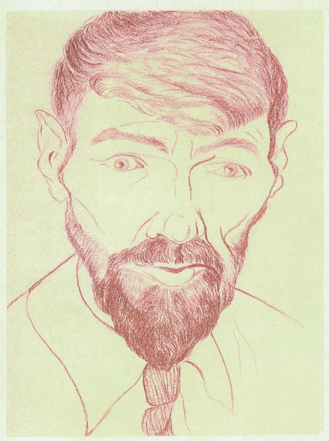 D.H. Lawrence, 1929