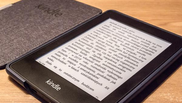 Sam używam Kindle, ale są też inne czytniki książek - wystarczy poszukać. (foto: ŚwiatCzytników.pl)
