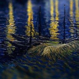 Wystarczył prosty trik, by obrazy Van Gogha niemal ożyły