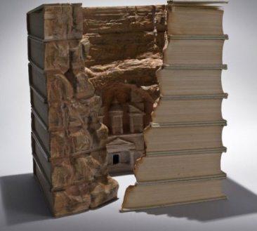 book art artwork sculptures 4