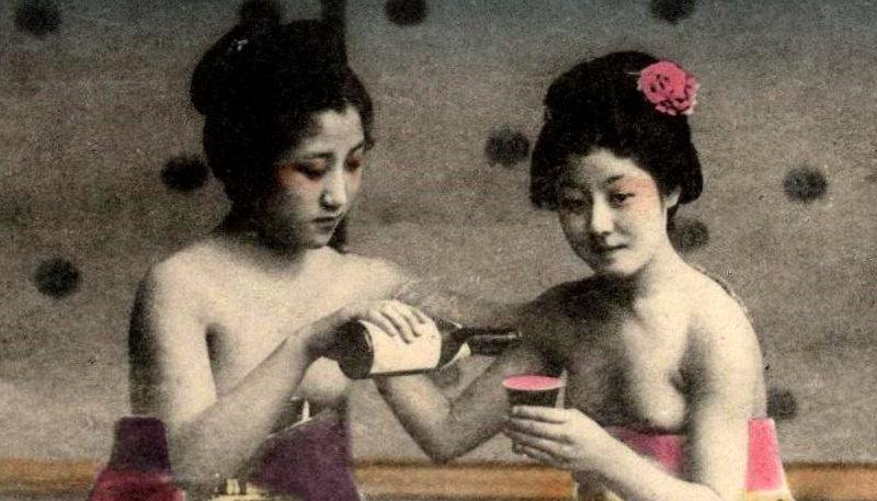 Geishe i nihonshu