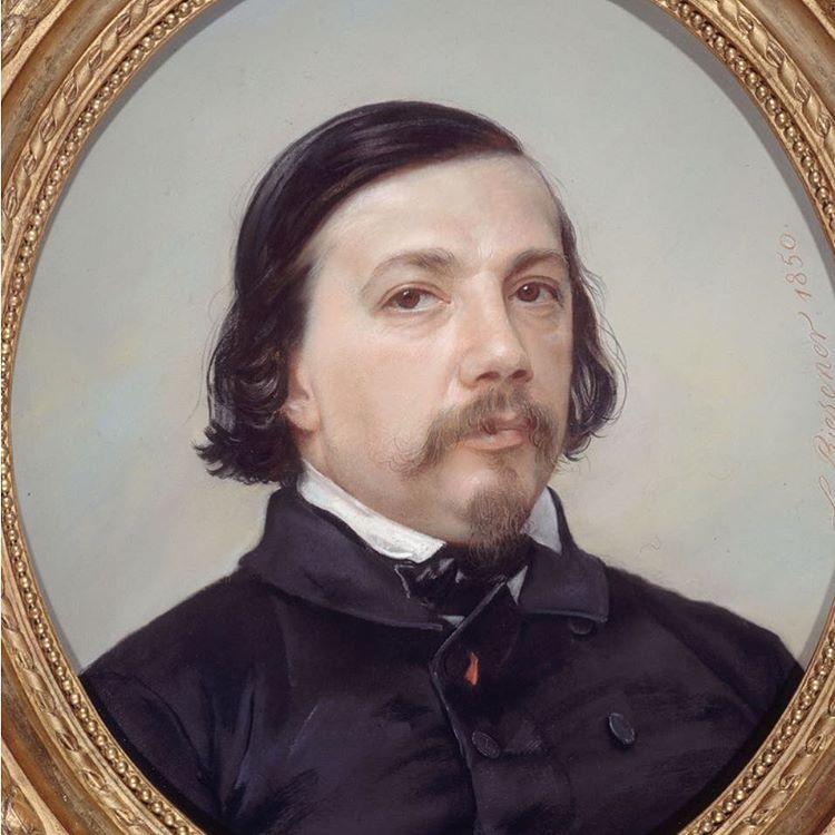 Louis Antoine Léon Riesener (1808-1878). Théophile Gautier (1811-1871). Pastel, 1850. Paris, maison de Balzac. © Maison de Balzac / Roger- Viollet