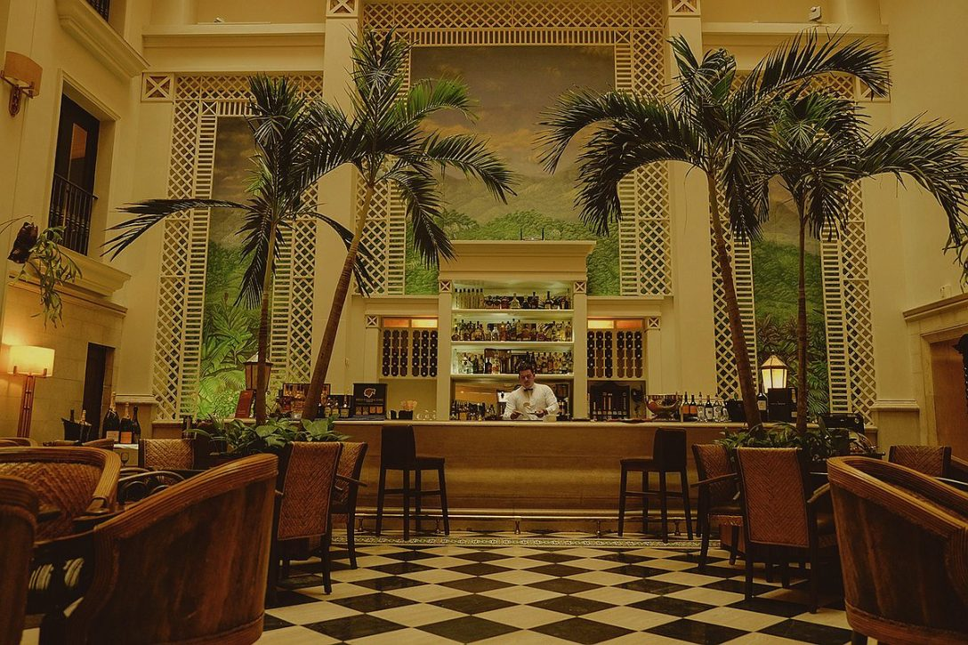 Hotel Saratoga na Kubie (fot. saulbloodyenderby)
