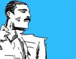 Don't Stop Me Now zespołu Queen w wersji komiksowej