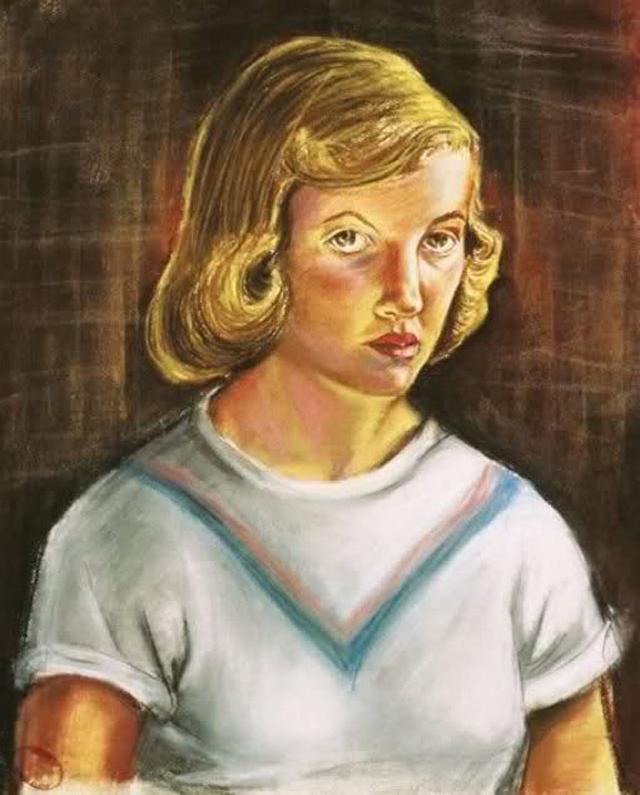 Sylvia Plath, 1951