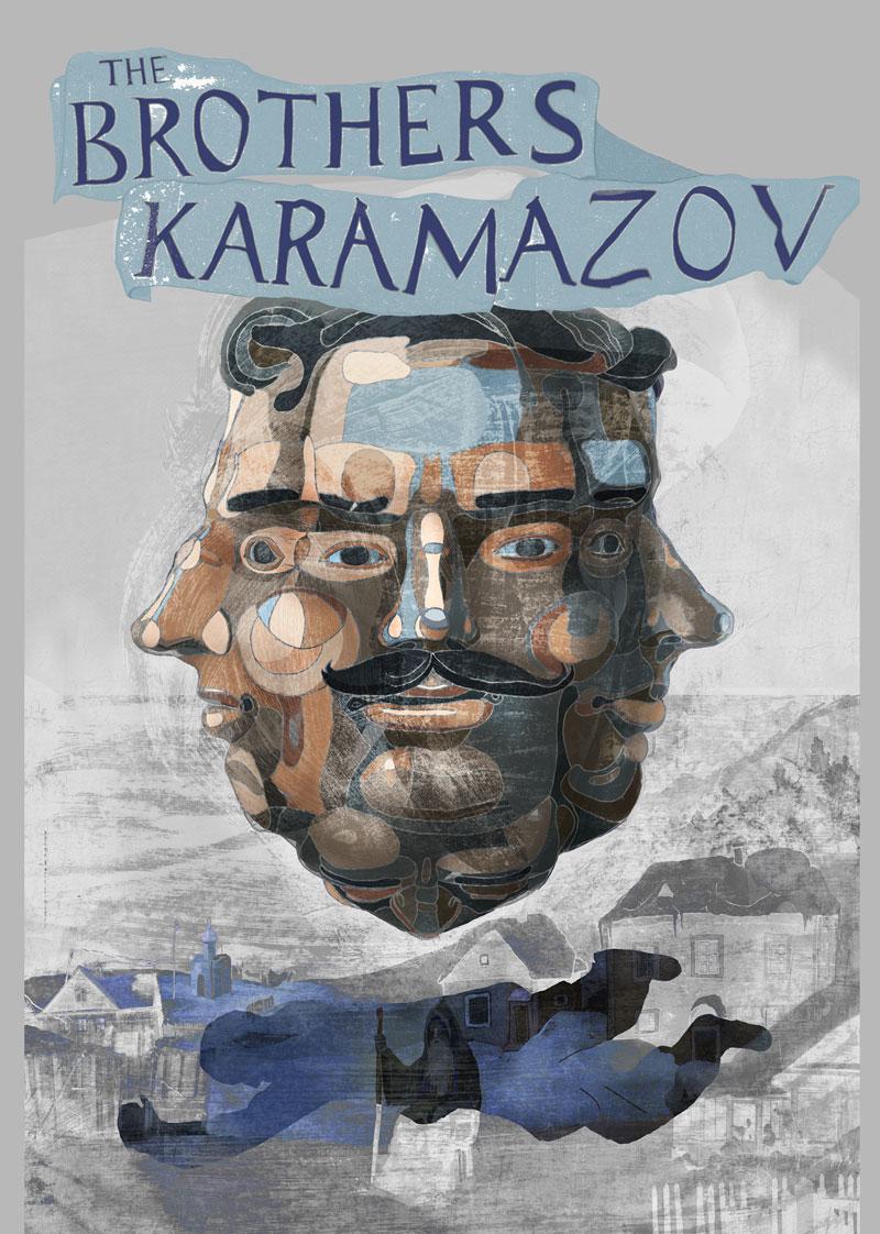 Bardzo artystyczni Bracia Karamazow
