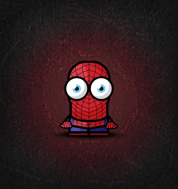 BigEyes-Spider-Man