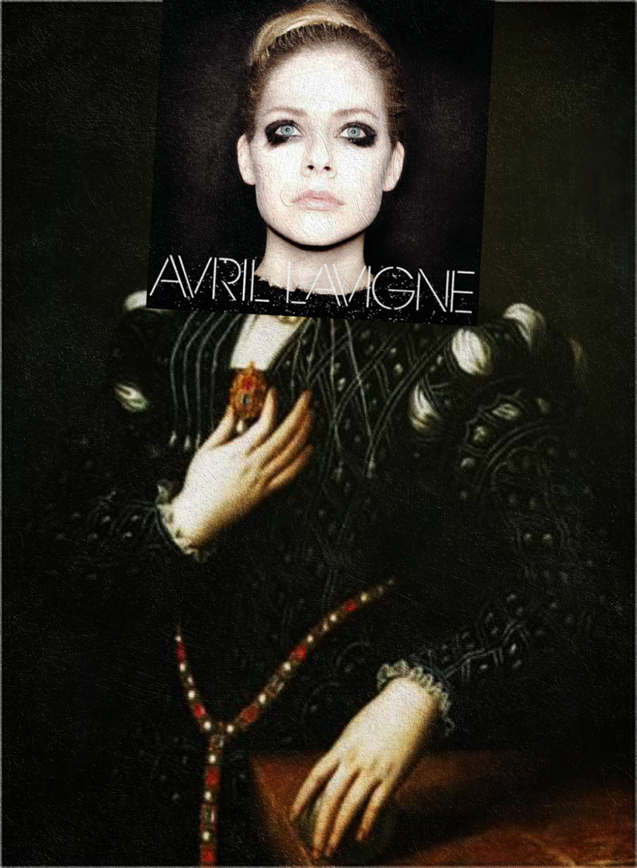 Avril Lavigne + Lukrecja Medycejska, Bronzino
