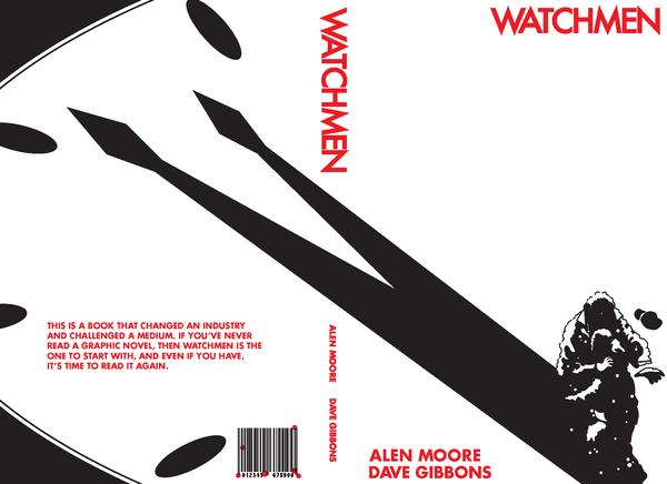Zabawa obrazem w Strażnikach, w nawiązaniu do komiksowego odliczania do zagłady